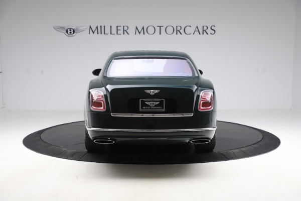 New 2020 Bentley Mulsanne for sale $381,665 at Pagani of Greenwich in Greenwich CT 06830 6