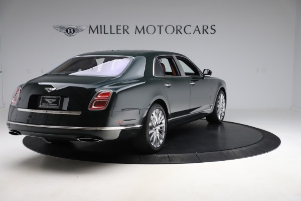 New 2020 Bentley Mulsanne for sale $381,665 at Pagani of Greenwich in Greenwich CT 06830 7