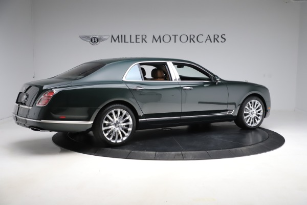 New 2020 Bentley Mulsanne for sale $381,665 at Pagani of Greenwich in Greenwich CT 06830 8