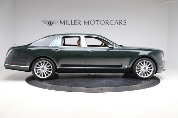 New 2020 Bentley Mulsanne for sale $381,665 at Pagani of Greenwich in Greenwich CT 06830 9