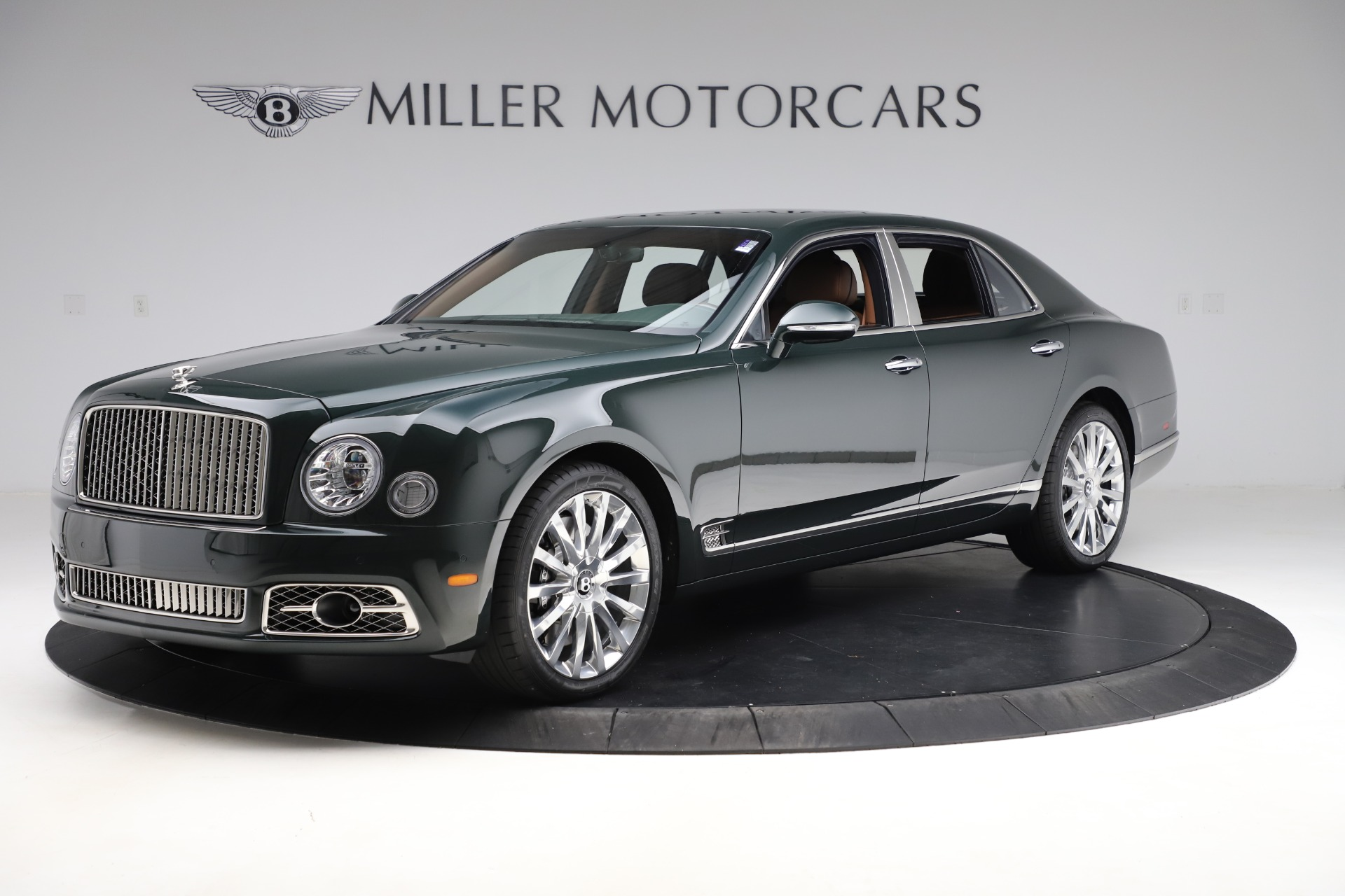 New 2020 Bentley Mulsanne for sale $381,665 at Pagani of Greenwich in Greenwich CT 06830 1