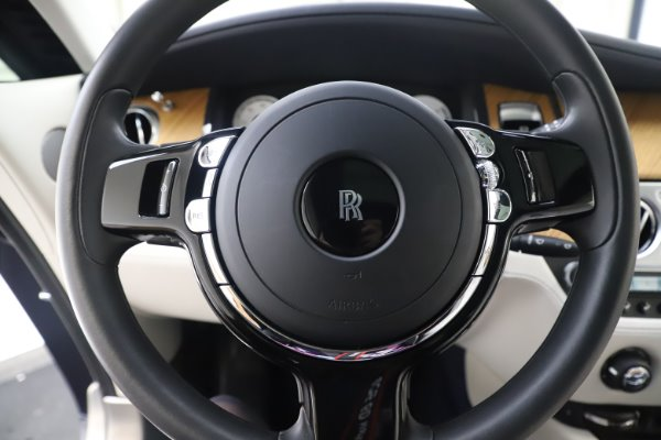 Used 2016 Rolls-Royce Wraith for sale Sold at Pagani of Greenwich in Greenwich CT 06830 24