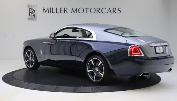Used 2016 Rolls-Royce Wraith for sale Sold at Pagani of Greenwich in Greenwich CT 06830 3
