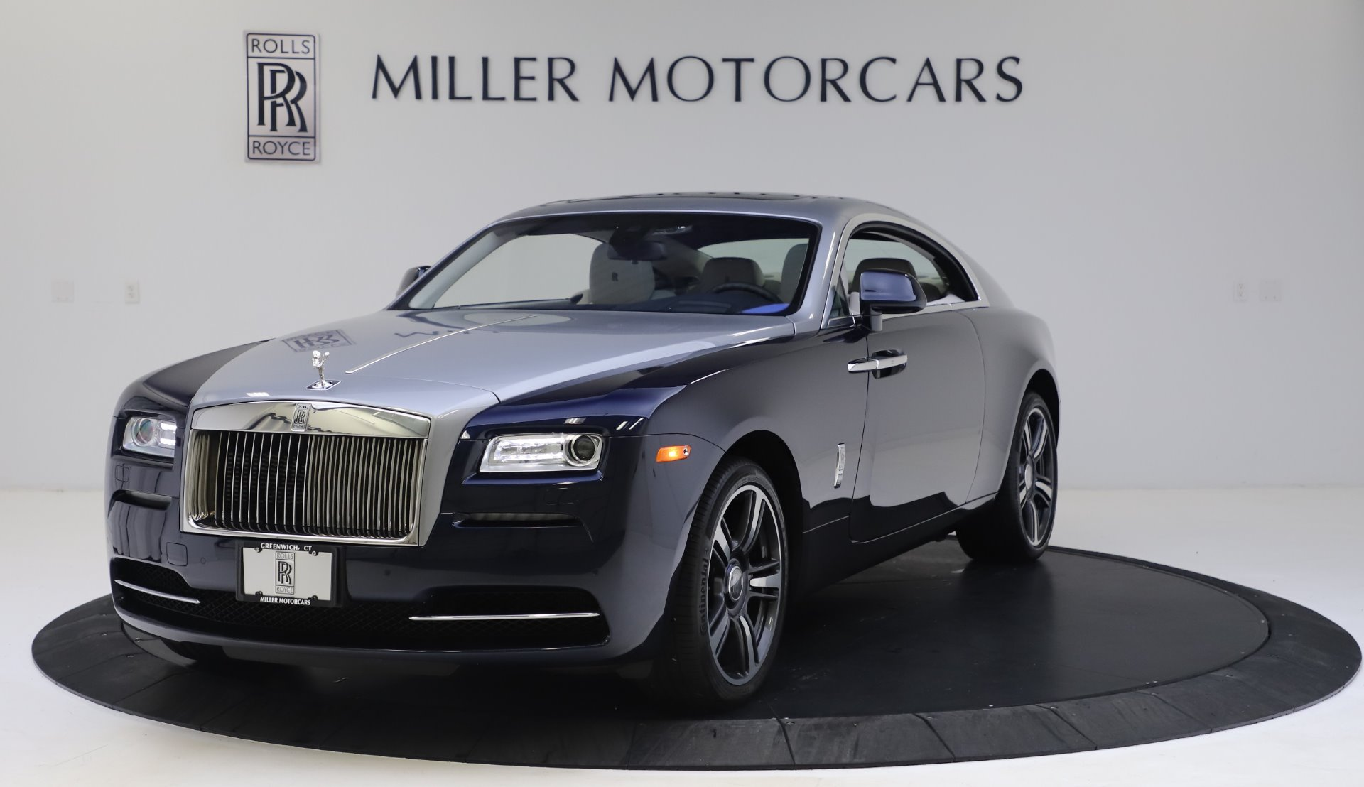 Used 2016 Rolls-Royce Wraith for sale Sold at Pagani of Greenwich in Greenwich CT 06830 1