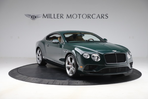 Used 2017 Bentley Continental GT V8 S for sale $135,900 at Pagani of Greenwich in Greenwich CT 06830 11