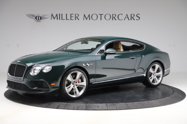 Used 2017 Bentley Continental GT V8 S for sale $135,900 at Pagani of Greenwich in Greenwich CT 06830 2