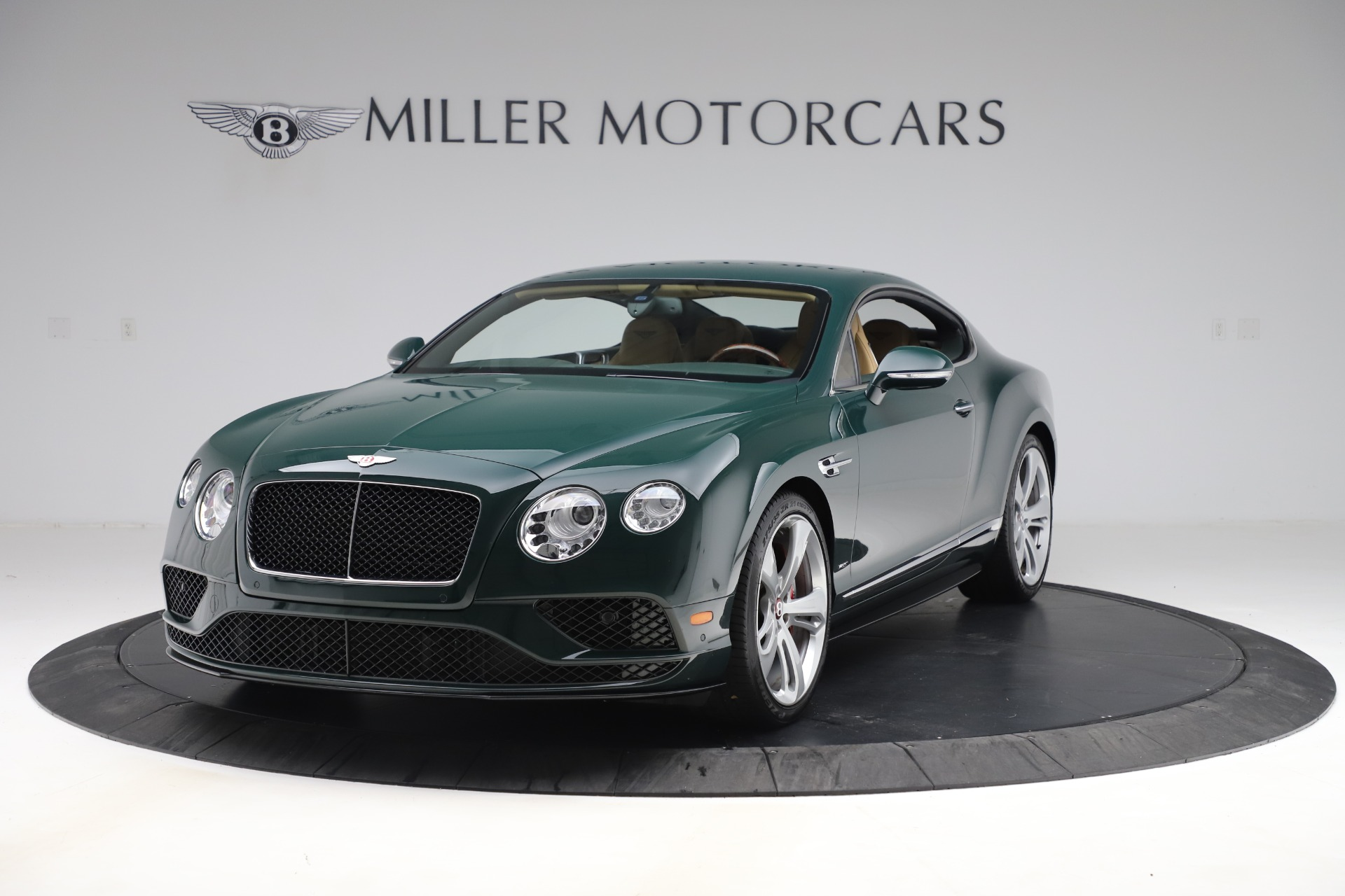 Used 2017 Bentley Continental GT V8 S for sale $135,900 at Pagani of Greenwich in Greenwich CT 06830 1