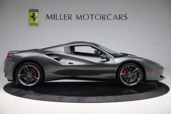 Used 2018 Ferrari 488 Spider for sale Sold at Pagani of Greenwich in Greenwich CT 06830 18
