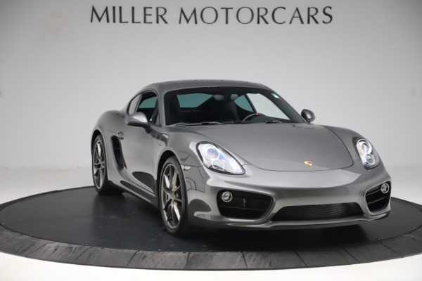 Used 2015 Porsche Cayman S for sale Sold at Pagani of Greenwich in Greenwich CT 06830 11