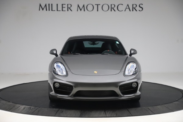 Used 2015 Porsche Cayman S for sale Sold at Pagani of Greenwich in Greenwich CT 06830 12