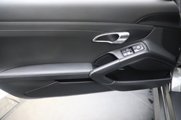 Used 2015 Porsche Cayman S for sale Sold at Pagani of Greenwich in Greenwich CT 06830 17