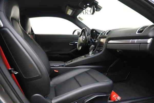 Used 2015 Porsche Cayman S for sale Sold at Pagani of Greenwich in Greenwich CT 06830 19