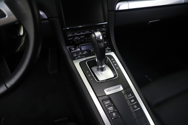 Used 2015 Porsche Cayman S for sale Sold at Pagani of Greenwich in Greenwich CT 06830 27