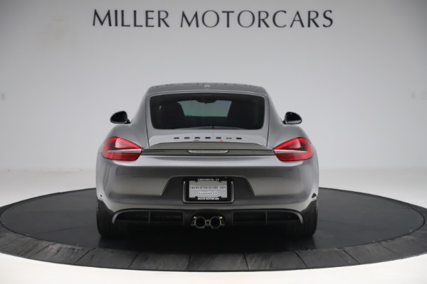 Used 2015 Porsche Cayman S for sale Sold at Pagani of Greenwich in Greenwich CT 06830 6
