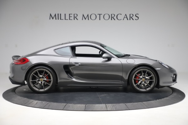 Used 2015 Porsche Cayman S for sale Sold at Pagani of Greenwich in Greenwich CT 06830 9