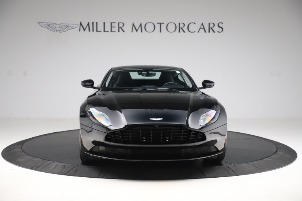 Used 2018 Aston Martin DB11 V8 for sale $139,900 at Pagani of Greenwich in Greenwich CT 06830 11