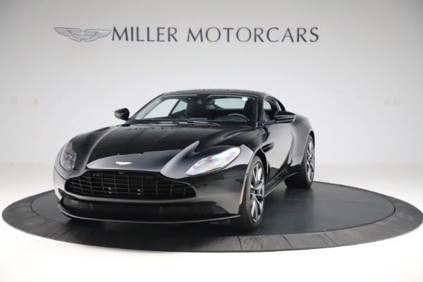 Used 2018 Aston Martin DB11 V8 for sale $139,900 at Pagani of Greenwich in Greenwich CT 06830 12