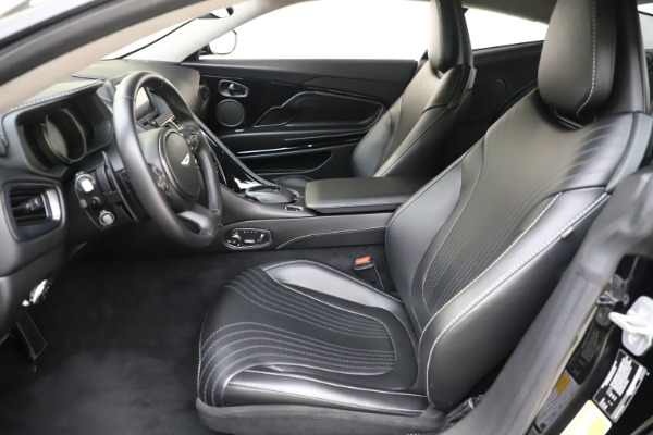 Used 2018 Aston Martin DB11 V8 for sale $139,900 at Pagani of Greenwich in Greenwich CT 06830 13