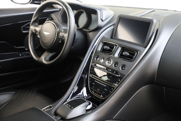 Used 2018 Aston Martin DB11 V8 for sale $139,900 at Pagani of Greenwich in Greenwich CT 06830 18