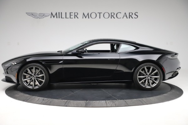 Used 2018 Aston Martin DB11 V8 for sale $139,900 at Pagani of Greenwich in Greenwich CT 06830 2