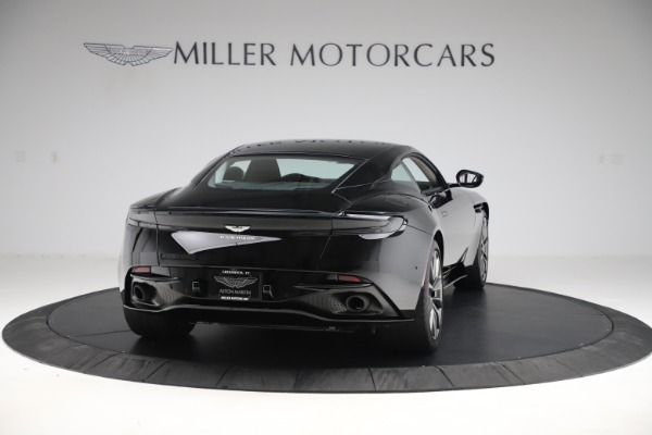 Used 2018 Aston Martin DB11 V8 for sale $139,900 at Pagani of Greenwich in Greenwich CT 06830 6