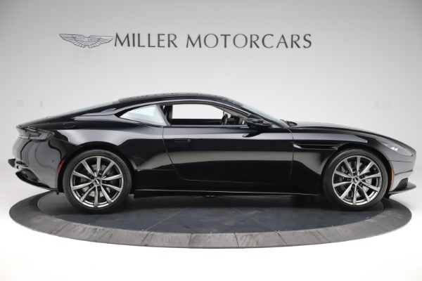 Used 2018 Aston Martin DB11 V8 for sale $139,900 at Pagani of Greenwich in Greenwich CT 06830 8