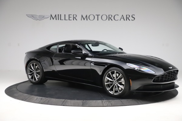Used 2018 Aston Martin DB11 V8 for sale $139,900 at Pagani of Greenwich in Greenwich CT 06830 9