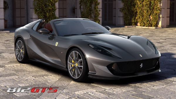 New 2021 Ferrari 812GTS for sale Call for price at Pagani of Greenwich in Greenwich CT 06830 2