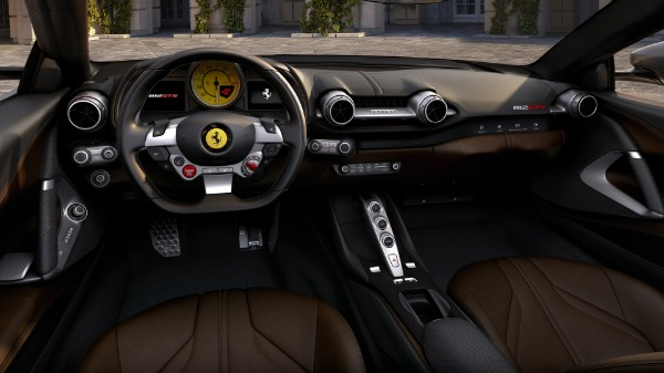 New 2021 Ferrari 812GTS for sale Call for price at Pagani of Greenwich in Greenwich CT 06830 6