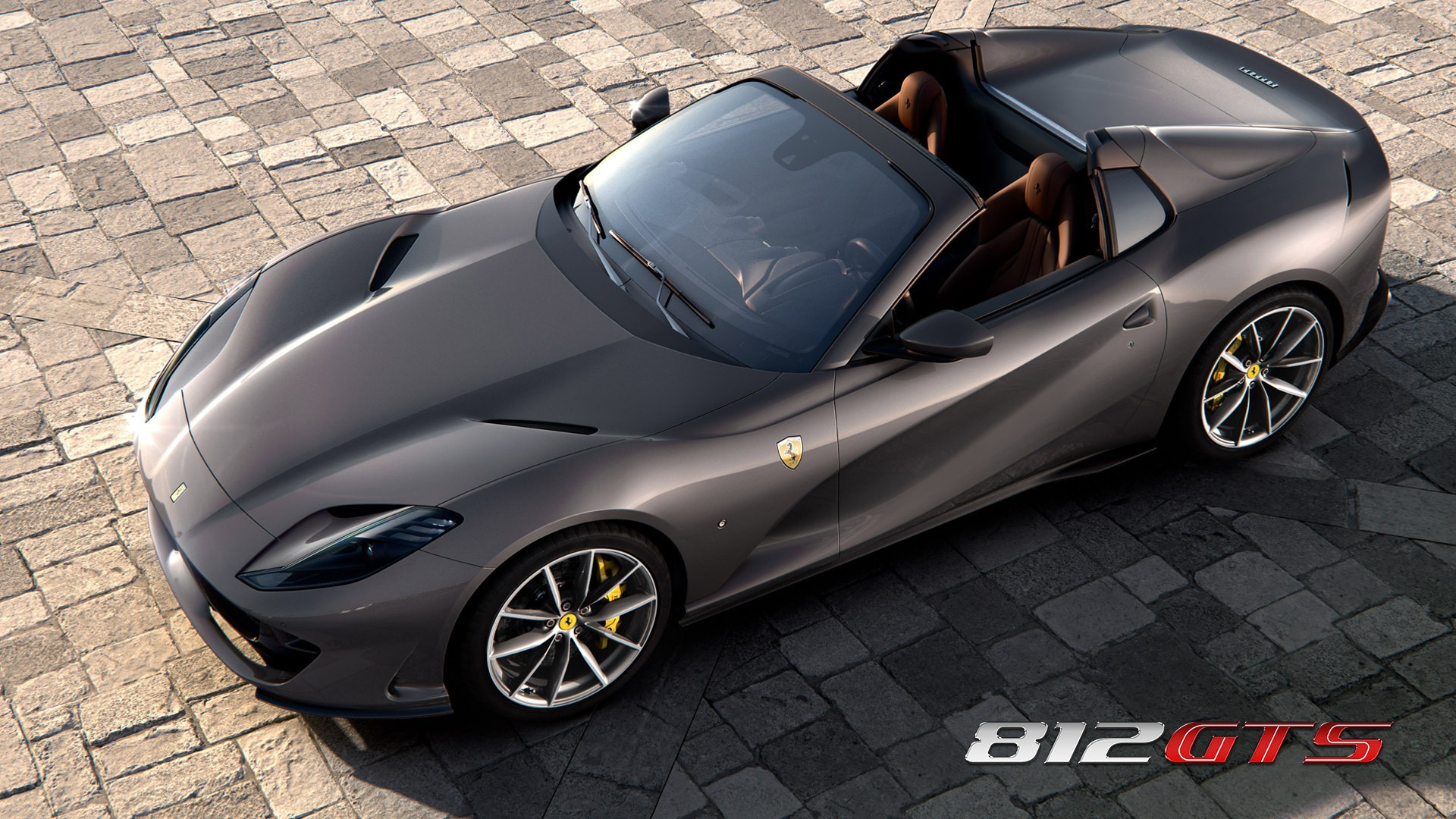 New 2021 Ferrari 812GTS for sale Call for price at Pagani of Greenwich in Greenwich CT 06830 1