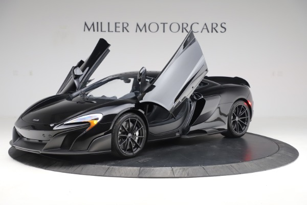 Used 2016 McLaren 675LT COUPE for sale $245,900 at Pagani of Greenwich in Greenwich CT 06830 10