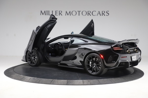 Used 2016 McLaren 675LT COUPE for sale $245,900 at Pagani of Greenwich in Greenwich CT 06830 12