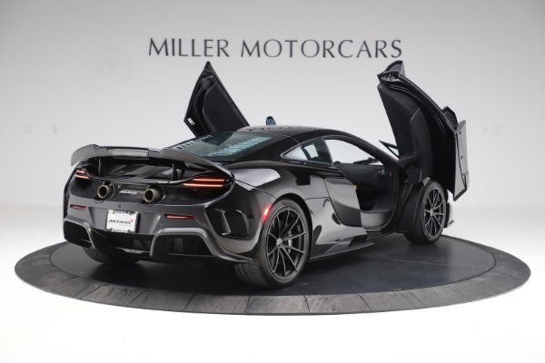 Used 2016 McLaren 675LT COUPE for sale $245,900 at Pagani of Greenwich in Greenwich CT 06830 14