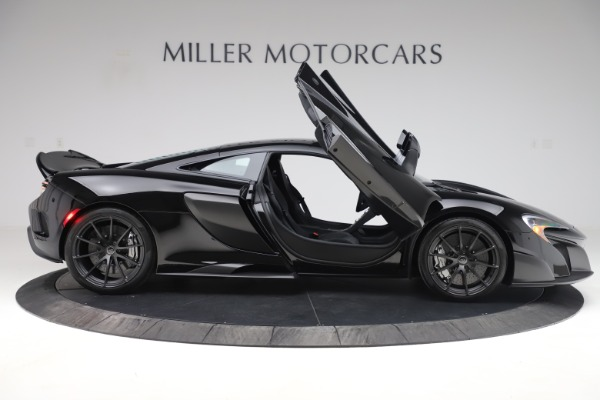 Used 2016 McLaren 675LT COUPE for sale $245,900 at Pagani of Greenwich in Greenwich CT 06830 15