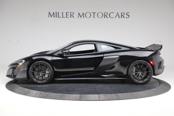 Used 2016 McLaren 675LT COUPE for sale $245,900 at Pagani of Greenwich in Greenwich CT 06830 2