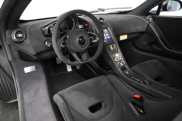 Used 2016 McLaren 675LT COUPE for sale $245,900 at Pagani of Greenwich in Greenwich CT 06830 21