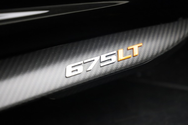 Used 2016 McLaren 675LT COUPE for sale $245,900 at Pagani of Greenwich in Greenwich CT 06830 28