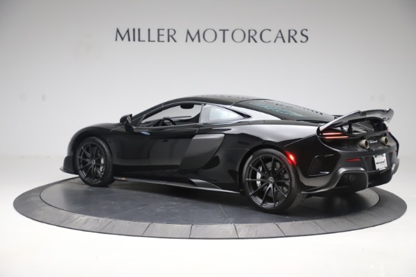 Used 2016 McLaren 675LT COUPE for sale $245,900 at Pagani of Greenwich in Greenwich CT 06830 3