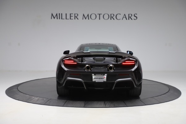 Used 2016 McLaren 675LT COUPE for sale $245,900 at Pagani of Greenwich in Greenwich CT 06830 4