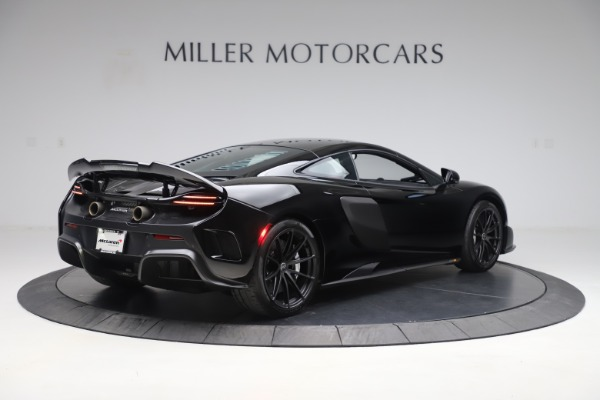 Used 2016 McLaren 675LT COUPE for sale $245,900 at Pagani of Greenwich in Greenwich CT 06830 5