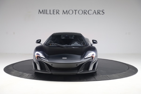 Used 2016 McLaren 675LT COUPE for sale $245,900 at Pagani of Greenwich in Greenwich CT 06830 8