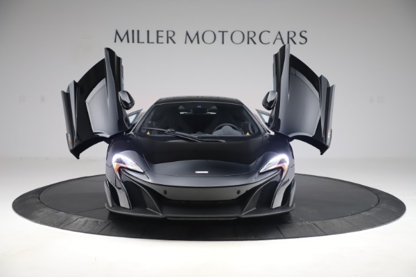 Used 2016 McLaren 675LT COUPE for sale $245,900 at Pagani of Greenwich in Greenwich CT 06830 9