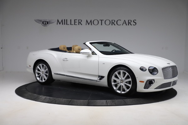 New 2020 Bentley Continental GT Convertible V8 for sale Sold at Pagani of Greenwich in Greenwich CT 06830 10