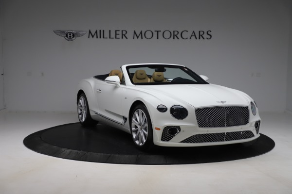 New 2020 Bentley Continental GT Convertible V8 for sale Sold at Pagani of Greenwich in Greenwich CT 06830 11