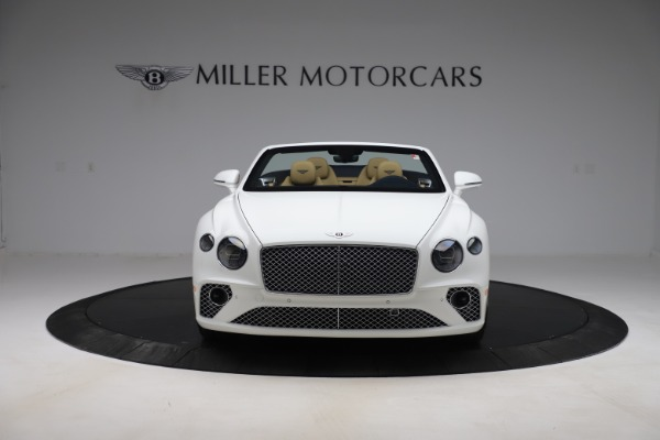 New 2020 Bentley Continental GTC V8 for sale $262,475 at Pagani of Greenwich in Greenwich CT 06830 12