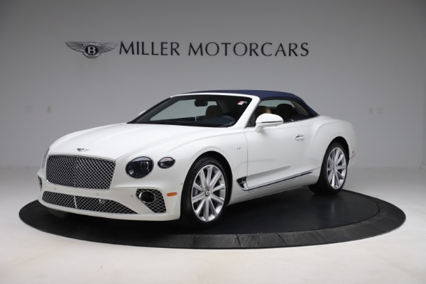 New 2020 Bentley Continental GTC V8 for sale $262,475 at Pagani of Greenwich in Greenwich CT 06830 13
