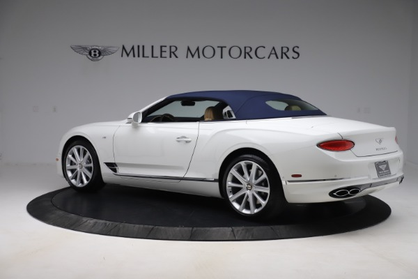 New 2020 Bentley Continental GTC V8 for sale $262,475 at Pagani of Greenwich in Greenwich CT 06830 15