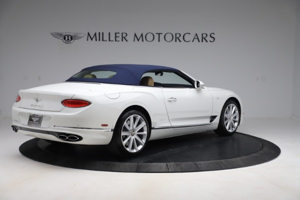 New 2020 Bentley Continental GTC V8 for sale $262,475 at Pagani of Greenwich in Greenwich CT 06830 16