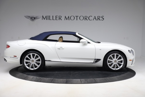 New 2020 Bentley Continental GT Convertible V8 for sale Sold at Pagani of Greenwich in Greenwich CT 06830 17