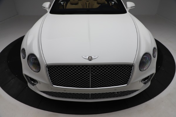 New 2020 Bentley Continental GT Convertible V8 for sale Sold at Pagani of Greenwich in Greenwich CT 06830 19
